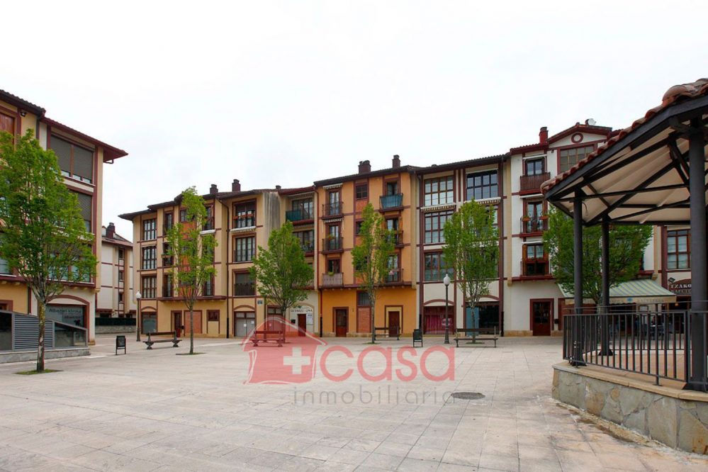 Alquiler de Piso en plaza Eihera