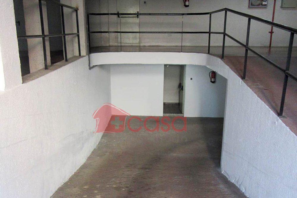Alquiler de Garaje en calle Jacobo Arbelaiz, Irún