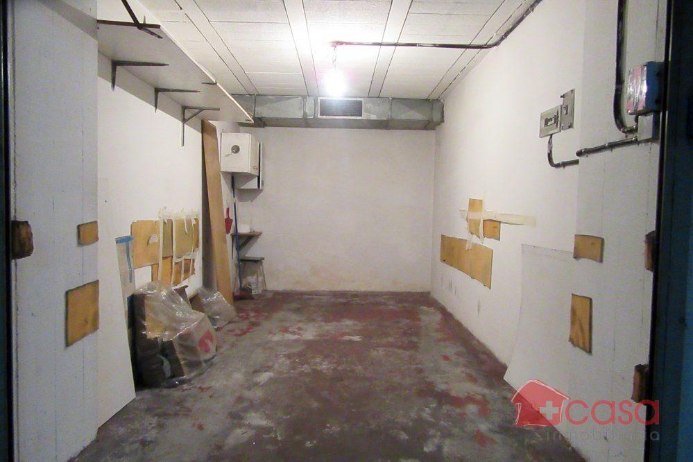 Alquiler de garaje en calle Lepanto
